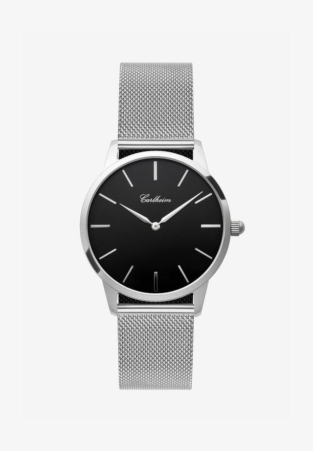 FREDERIK V 40MM - Rannekello - silver-black