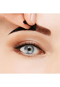 Maybelline New York - BROW TATTOO GEL TINT - Eyebrow gel - 03 dark - 4