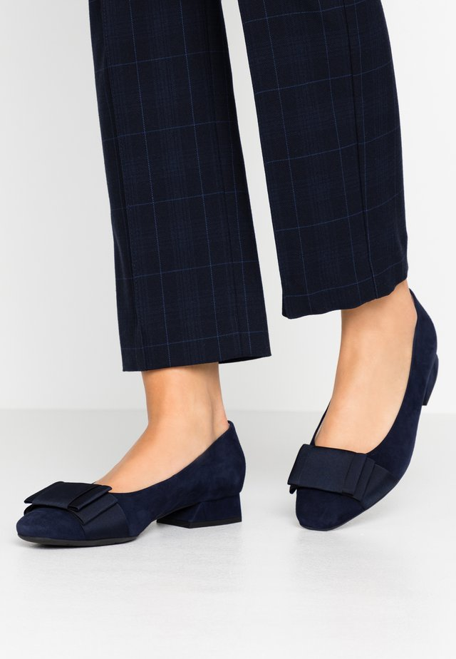 ZODIA - Classic heels - notte