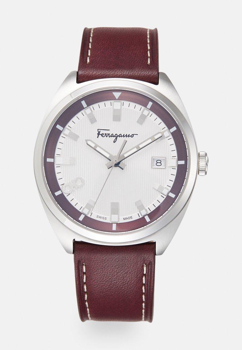 Salvatore Ferragamo - Reloj - brown
