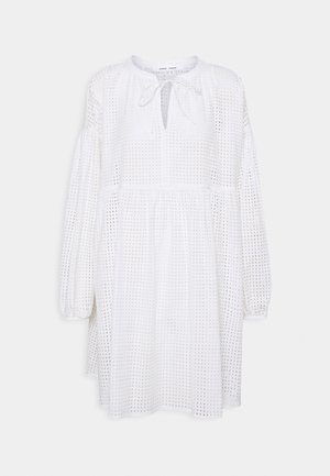 ROYASINE DRESS 2-IN-1 - Day dress - bright white