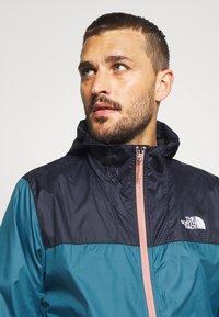 The North Face - MENS CYCLONE 2.0 HOODIE - Waterproof jacket - dark blue - 3