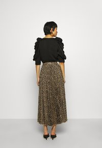 Birgitte Herskind - NESSA LONG SKIRT - A-line skirt - brown - 2