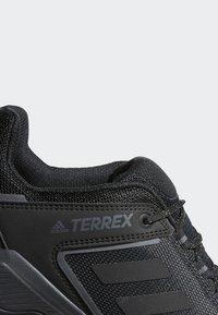 adidas Performance - TERREX EASTRAIL - Hiking shoes - grey/black - 8