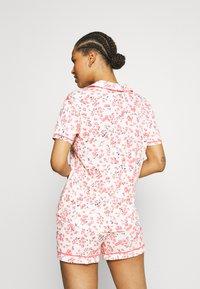 s.Oliver - SHORTY  - Pyjama set - ecru - 2