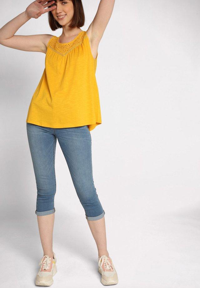 Shorts di jeans - blue