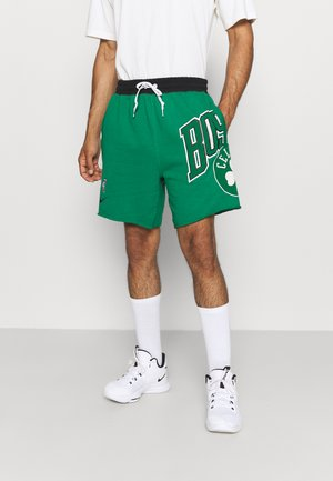 NBA BOSTON CELTICS SHORT - Article de supporter - clover/black/white