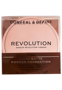 Make up Revolution - CONCEAL & DEFINE POWDER FOUNDATION - Foundation - p16.5 - 4