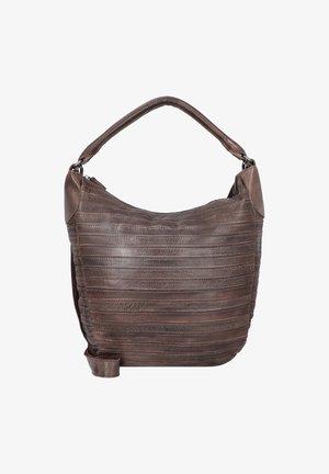 Handbag - muddy toffee