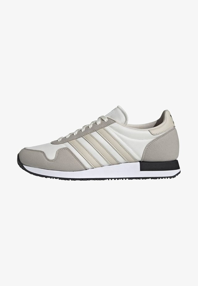 USA 84 UNISEX - Sneakers laag - light brown/clear brown/off white
