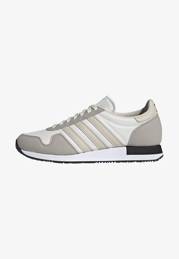 adidas Originals - USA 84 UNISEX - Baskets basses - light brown/clear brown/off white