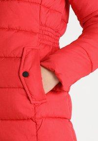 ONLY - ONLNORTH COAT  - Winter coat - goji berry - 7