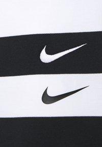 Nike Sportswear - M NSW  POLO SS KNT - Polo shirt - black/white - 2