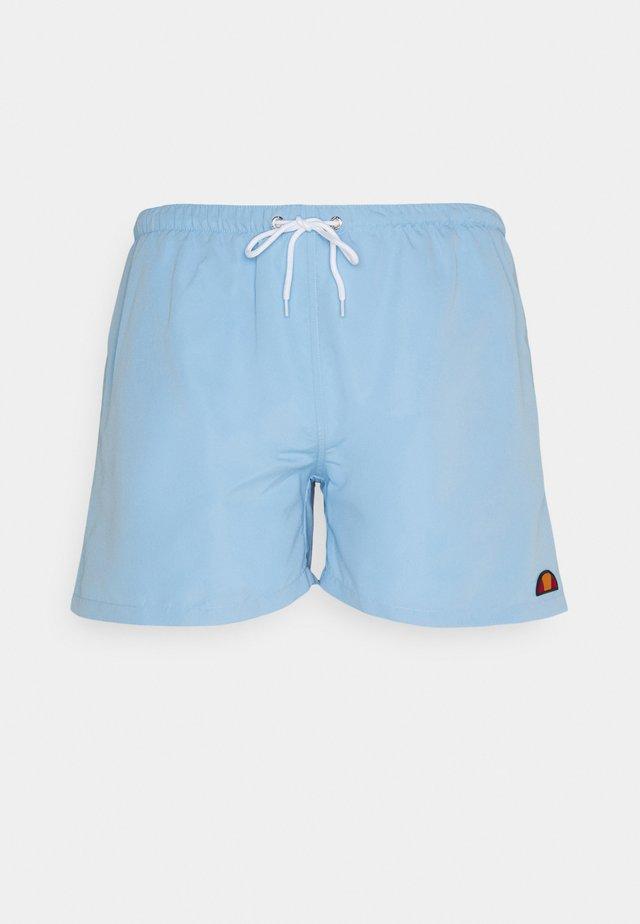 TEYNOR - Swimming shorts - light blue