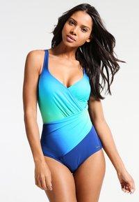LASCANA - Swimsuit - blue/turquoise - 0