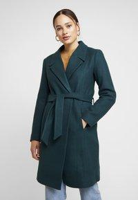 ONLY - ONLREGINA COAT - Płaszcz wełniany /Płaszcz klasyczny - ponderosa pine - 0