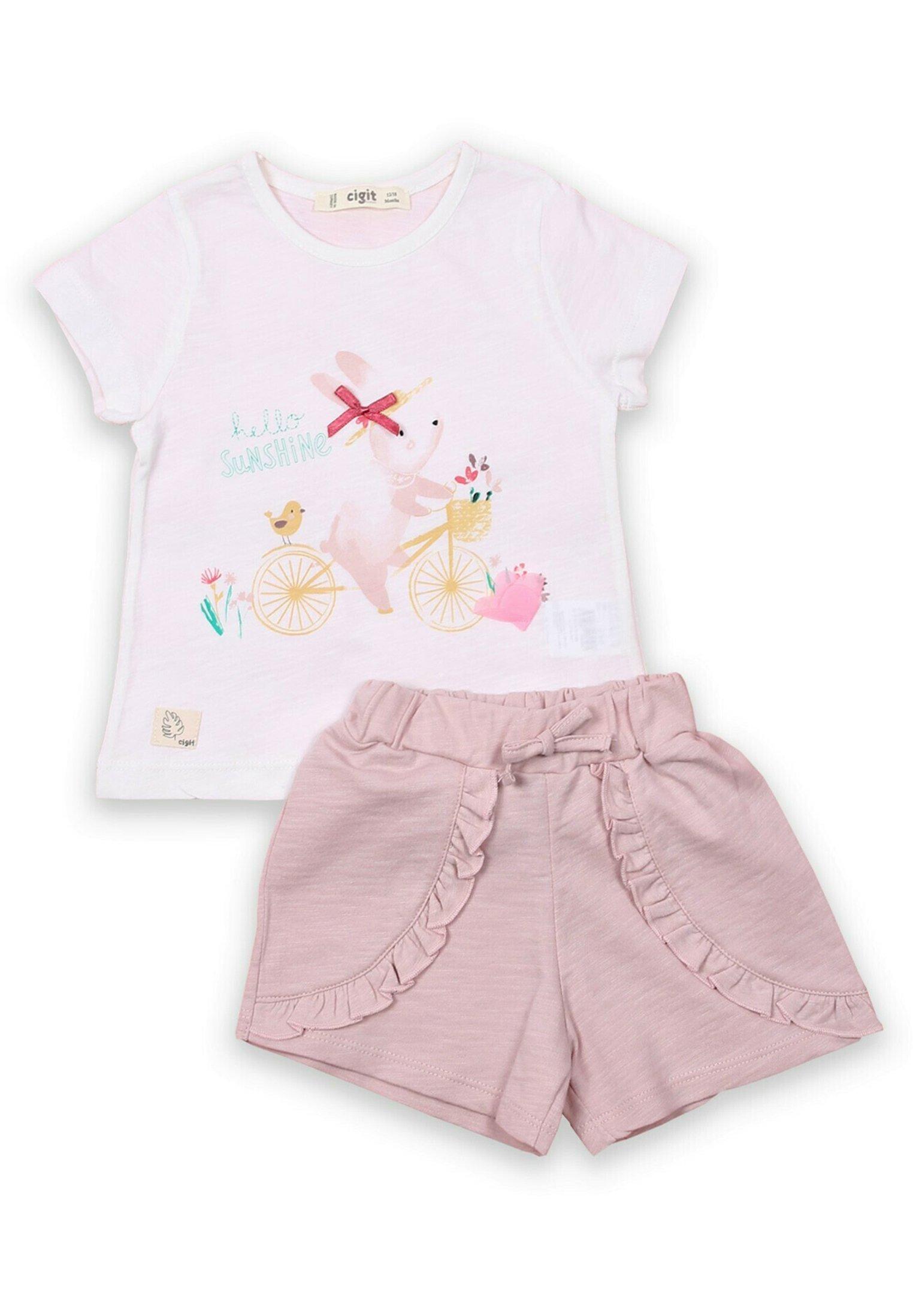 Enfant T-SHIRT AND SHORT SET - Short