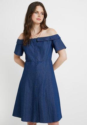 EASEL - Kjole - blue