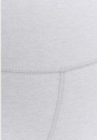 Cotton On Body - SO PEACHY - Collants - grey marle - 3