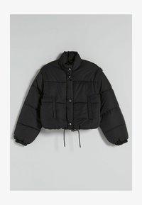Bershka - PUFF 06575644 - Winter jacket - black - 4