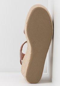 Tata Italia - High heeled sandals - camel - 6