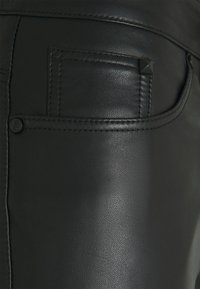 KARL LAGERFELD - PANTS - Trousers - black - 2