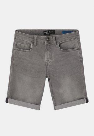 SEATLE - Denim shorts - grey used