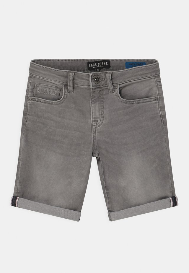 SEATLE - Shorts di jeans - grey used