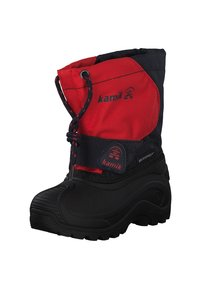 Kamik - Winter boots - red/navy - 1