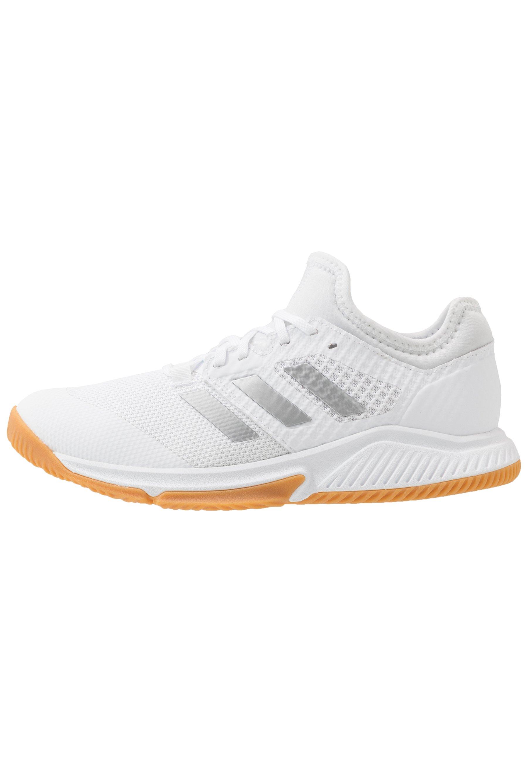 adidas Court Team Bounce W, Basket Femme: