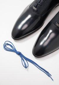 Azzaro - MIOSO - Smart lace-ups - marine - 5