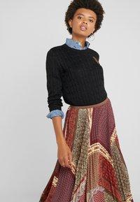 Polo Ralph Lauren - A-line skirt - multi - 3