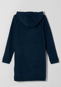 s.Oliver - MIT GALONSTREIFEN - Day dress - navy - 1