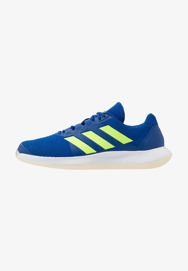 FORCEBOUNCE - Handballschuh - core royal/signal green/footwear white