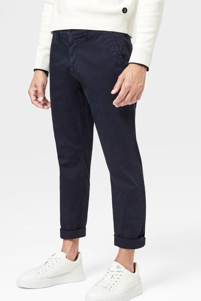 NIKO - Slim fit jeans - navy-blau