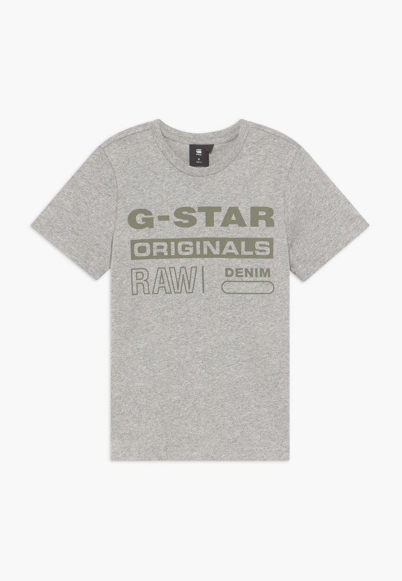 G-Star - Camiseta estampada - grey