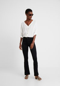 ONLY Tall - Trousers - black - 1