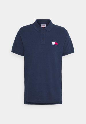 BADGE LIGHTWEIGHT - Polo shirt - twilight navy