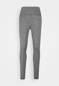 Cotton On Body - SO PEACHY - Leggings - black marle - 5