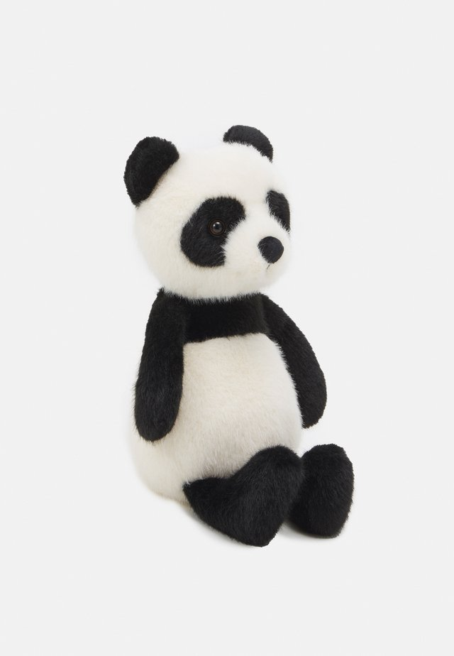 WHISPIT PANDA - Cuddly toy - black