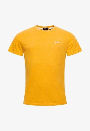 OL VINTAGE EMB  - Basic T-shirt - upstate gold marl
