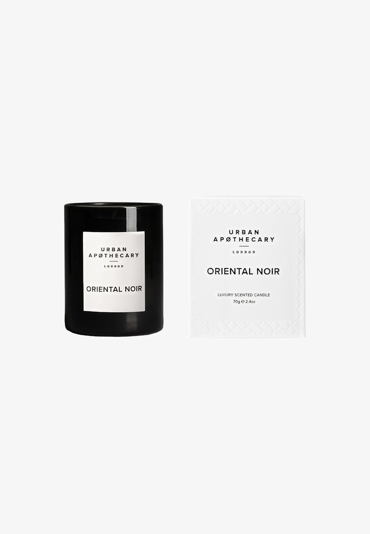 Urban Apothecary - LUXURY BOXED GLASS CANDLE - Scented candle - oriental noir