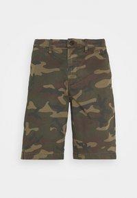 GAP - IN PRINTED - Shorts - khaki - 4