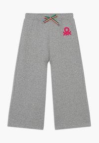 Benetton - Spodnie materiałowe - grey - 0