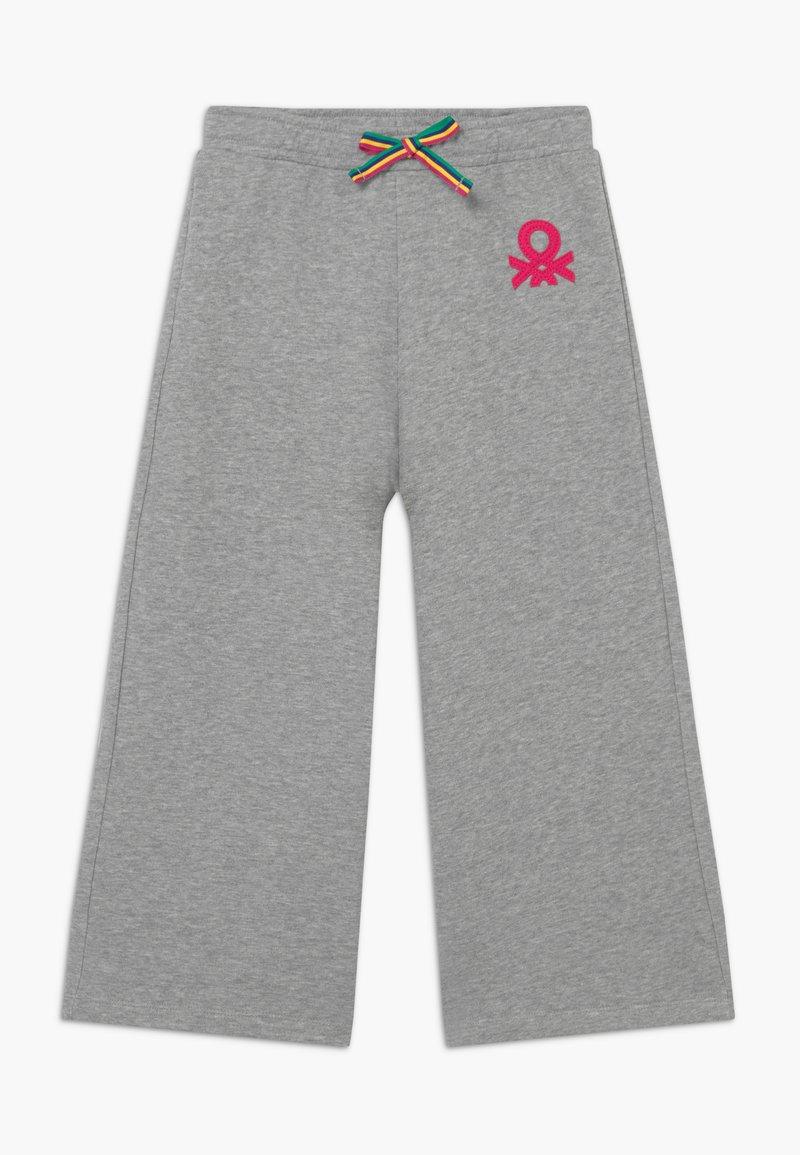 Benetton - Spodnie materiałowe - grey