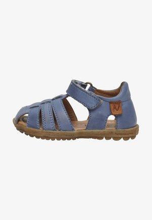 Walking sandals - azurblau