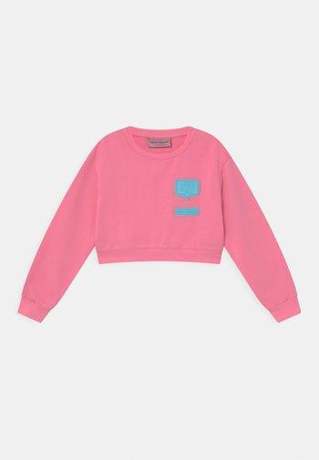 PATCH  - Sweatshirt - sachet pink