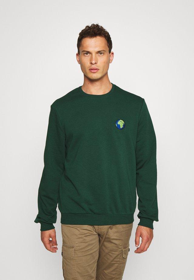 Felpa - dark green