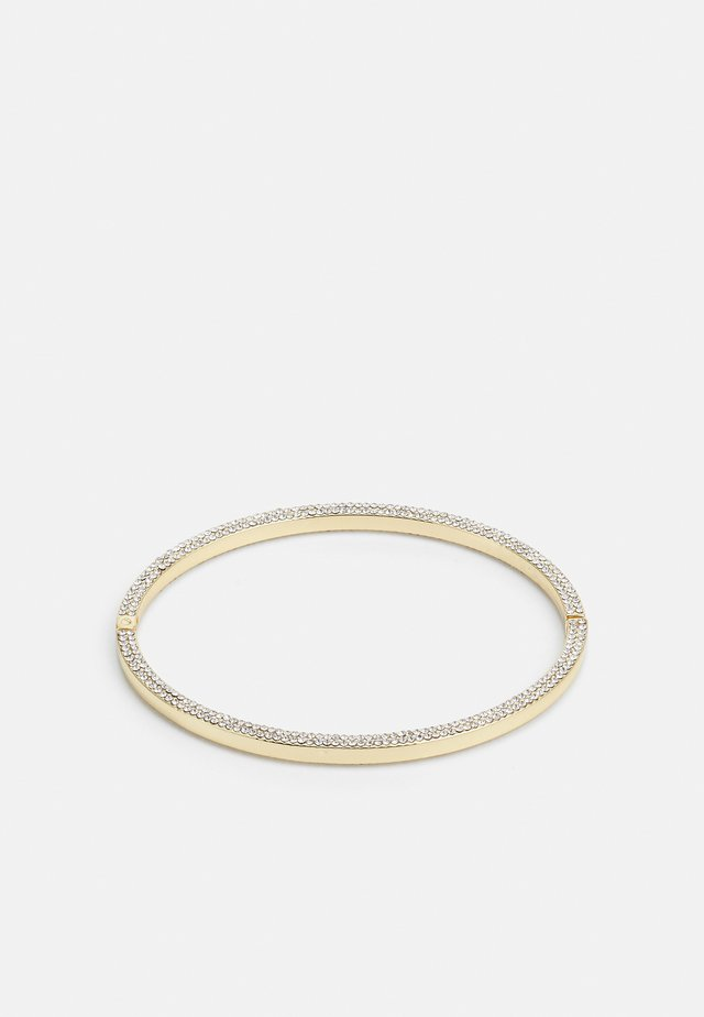 MARI OVAL BRACE - Bransoletka - gold-coloured