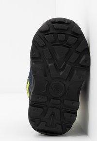 Kamik - STANCE - Winter boots - navy/lime/marine/citron - 5